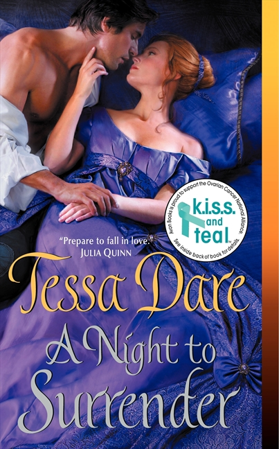 A Night to Surrender by Tessa Dara
