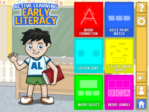 AL Early Literacy App